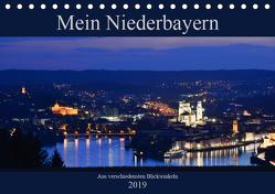 Mein Niederbayern (Tischkalender 2019 DIN A5 quer) von Haidl (c) www.chphotography.de,  Christian