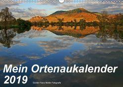 Mein Ortenaukalender 2019 (Wandkalender 2019 DIN A3 quer) von N.,  N.