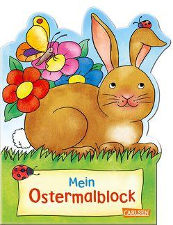 Mein Oster-Malblock (Osterwiese) von Reimers,  Silke