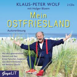Mein Ostfriesland von Wolf,  Klaus-Peter