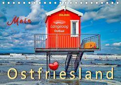 Mein Ostfriesland (Tischkalender 2019 DIN A5 quer) von Roder,  Peter