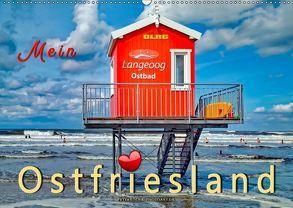 Mein Ostfriesland (Wandkalender 2019 DIN A2 quer) von Roder,  Peter