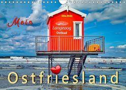Mein Ostfriesland (Wandkalender 2019 DIN A4 quer) von Roder,  Peter