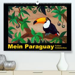 Mein Paraguay – Farben Südamerikas (Premium, hochwertiger DIN A2 Wandkalender 2020, Kunstdruck in Hochglanz) von Schneider,  Bettina