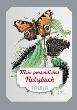 """Mein persönliches Notizbuch """"Fauna"""" von Quelle & Meyer Verlag"""