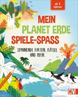 Mein Planet Erde-Spiele-Spaß von Lühning,  Karen, Schnappinger,  Christine