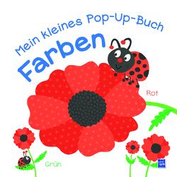 Mein Pop-Up-Lernbuch Farben