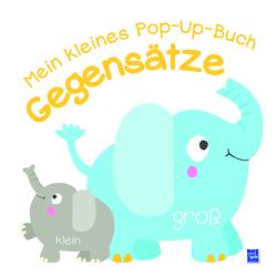 Mein Pop-Up-Lernbuch Gegensätze