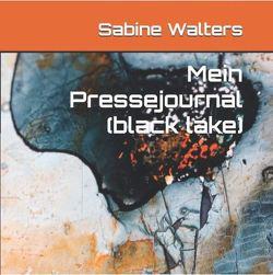 Mein Pressejournal (black lake) von Walters,  Sabine