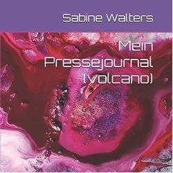 Mein Pressejournal (volcano) von Walters,  Sabine