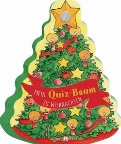 Mein Quiz-Baum zu Weihnachten von Leberer,  Sigrid und Sven, von der Höh,  Dorothea