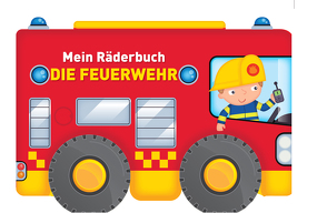 Mein Räderbuch – Die Feuerwehr