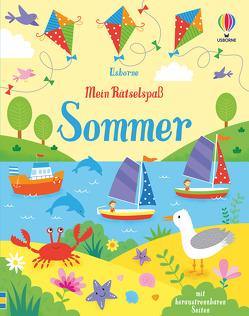 Mein Rätselspaß: Sommer von Robson,  Kirsteen