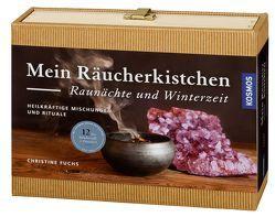 Mein Räucherkistchen Raunächte und Winterzeit von Fuchs,  Christine