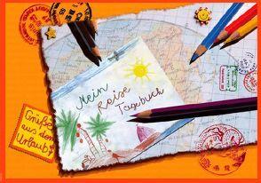 Mein Reise-Tagebuch von Meuer,  Eva M, Weimer,  Britta