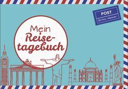 Mein Reise-Tagebuch von Meuer,  Eva, Weimer,  Britta