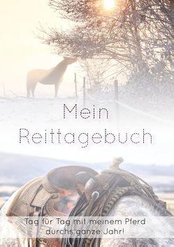 Mein Reittagebuch – XXL Edition von Caruso,  Noëmi
