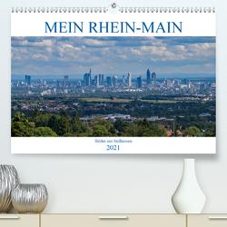 Mein Rhein-Main – Bilder aus Südhessen (Premium, hochwertiger DIN A2 Wandkalender 2021, Kunstdruck in Hochglanz) von Werner,  Christian