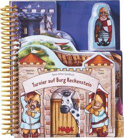 Mein Ritter-Spielbuch von Taube,  Anna
