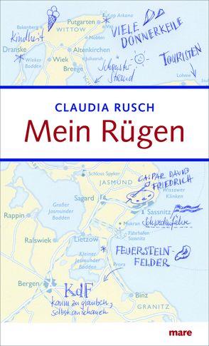 Mein Rügen von Rusch,  Claudia