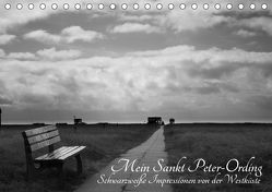 Mein Sankt Peter-Ording (Tischkalender 2019 DIN A5 quer) von Tabken,  Dimo