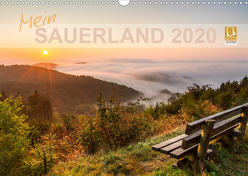 Mein Sauerland (Wandkalender 2020 DIN A3 quer) von Bücker,  Heidi