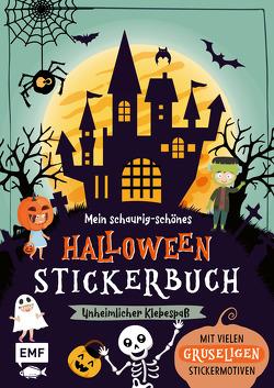 Mein schaurig-schönes Halloween-Stickerbuch – Mit über 500 Stickermotiven