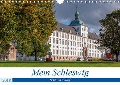 Mein Schleswig – Schloss Gottorf (Wandkalender 2018 DIN A4 quer) von Volkmar,  Andreas