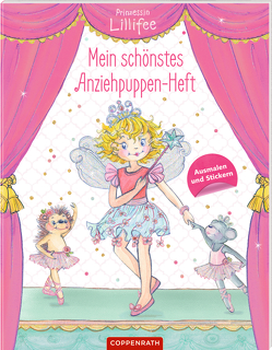 Mein schönstes Anziehpuppen-Heft von Finsterbusch,  Monika