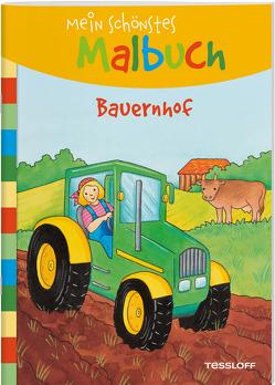 Mein schönstes Malbuch. Bauernhof von Beurenmeister,  Corina