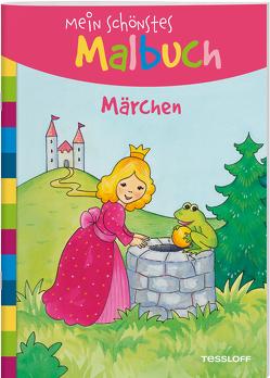 Mein schönstes Malbuch. Märchen von Beurenmeister,  Corina