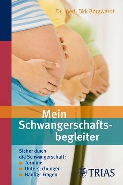 Mein Schwangerschaftsbegleiter von Borgwardt,  Dirk