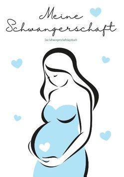 Mein Schwangerschaftstagebuch zum Eintragen von Klemm,  Natascha