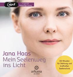 Mein Seelenweg ins Licht von Haas,  Jana