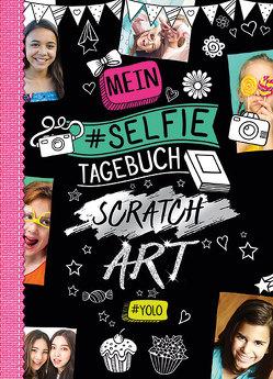 Mein Selfie Tagebuch Sratch Art (# YOLO)