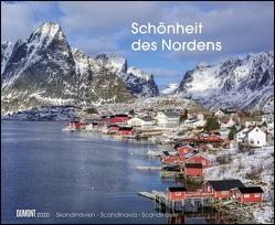 Mein Skandinavien 2020 – Wandkalender 52 x 42,5 cm – Spiralbindung von DUMONT Kalenderverlag, Fotografen,  verschiedenen