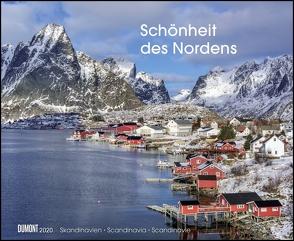 Schönheit des Nordens 2020 – Wandkalender 52 x 42,5 cm – Spiralbindung von DUMONT Kalenderverlag, Fotografen,  verschiedenen