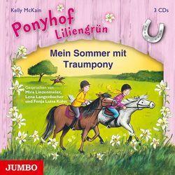 Mein Sommer mit Traumpony von Kühn,  Fenja Luisa, Langenbacher,  Lena, Linzenmeier,  Mira, McKain,  Kelly
