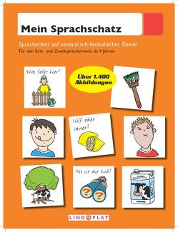 Mein Sprachschatz von Gerwalin,  Vera, Lingoplay GmbH & Co. KG