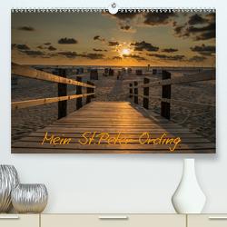 Mein St.Peter-Ording (Premium, hochwertiger DIN A2 Wandkalender 2021, Kunstdruck in Hochglanz) von Schiller,  Michael