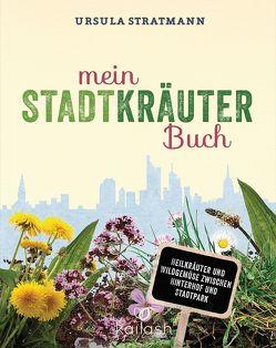 Mein Stadt-Kräuter-Buch von Stratmann,  Ursula