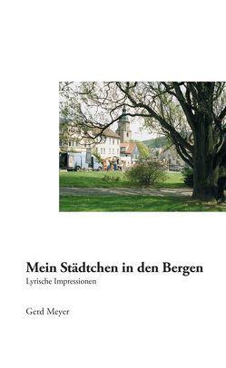 Mein Städtchen in den Bergen von Meyer,  Gerd