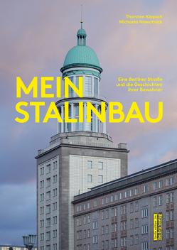 Mein Stalinbau von Klapsch,  Thorsten, Nowotnick,  Michaela