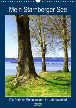 Mein Starnberger See – Die Perle im Fünfseenland im Jahresverlauf (Wandkalender 2020 DIN A3 hoch) von Schimmack,  Michaela