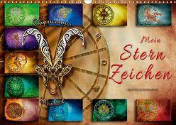 Mein Sternzeichen (Wandkalender 2019 DIN A3 quer)