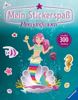Mein Stickerspaß: Meerjungfrauen von Biber,  Ina