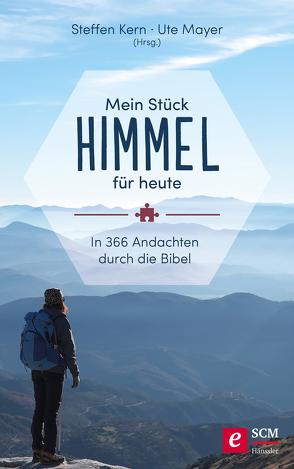 Mein Stück Himmel für heute von Kern,  Steffen, Mayer,  Ute