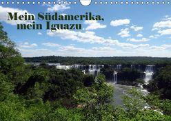 Mein Südamerika, mein Iguazu (Wandkalender 2019 DIN A4 quer) von Tamm,  Marianne