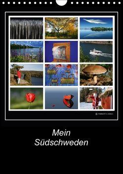 Mein Südschweden (Wandkalender 2018 DIN A4 hoch) von K.Schulz,  Eckhard