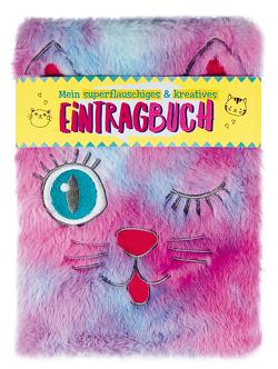 Mein superflauschiges & kreatives Eintragbuch von Specht,  Florentine
